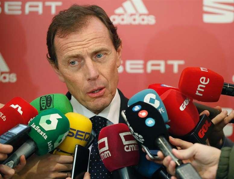 Butragueño quiere la Supercopa. EFE