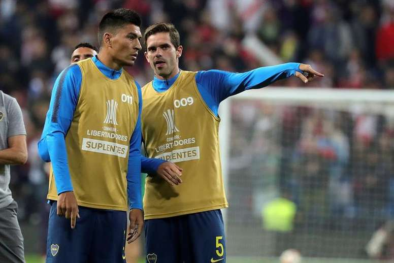 Vélez quiere recuperar a... ¡Gago! EFE/Archivo