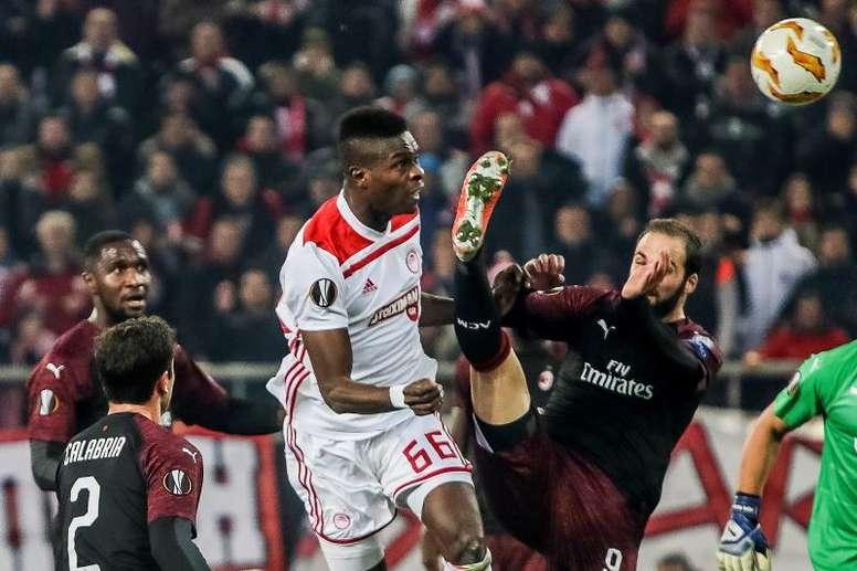 El Milan dio la sorpresa al caer eliminado. EFE