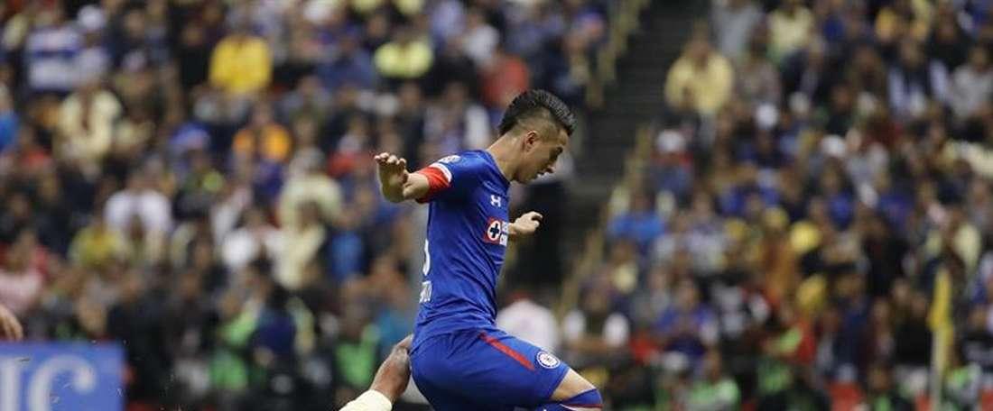 L'agent de Valdez reconnaît l'intérêt de Getafe et du Flamengo. EFE