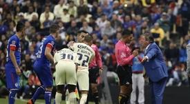Herrera veía a Edson listo para emigrar. EFE