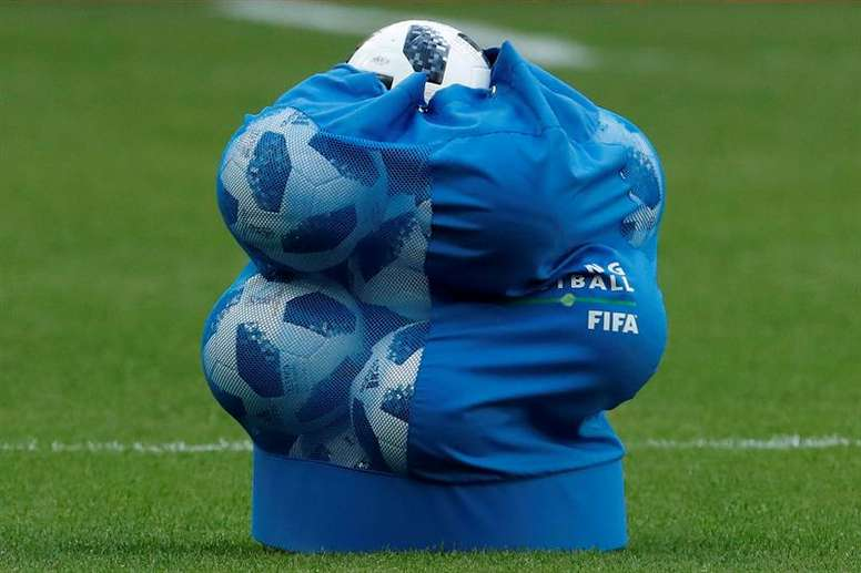 La FIFA es dura. EFE