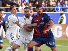 El Huesca recibe al Villarreal. EFE