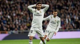 El Madrid exige los 700 millones de euros de su cláusula. EFE/Archivo