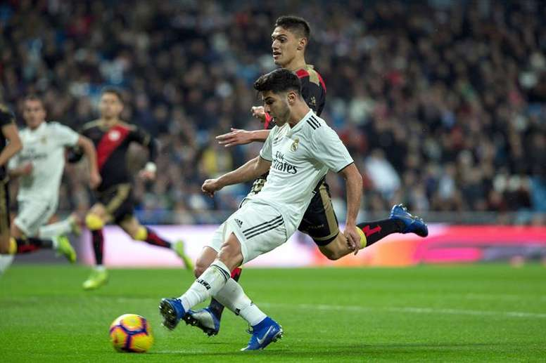 Asensio seals the deal for Real. EFE