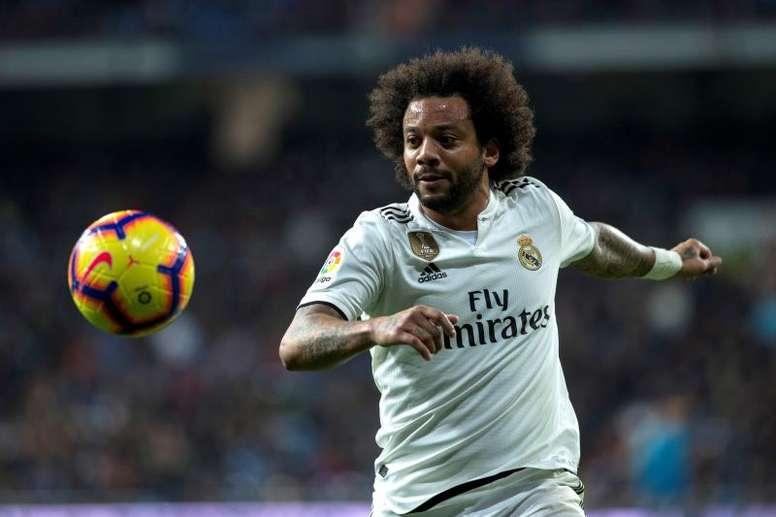 'Sport': Marcelo le pide al Madrid que le deje salir. EFE