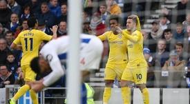 Hazard impressed again for Chelsea. EFE