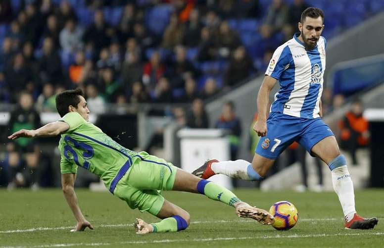 Betis y Espanyol no vieron rojas en 2018. EFE