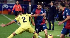 Moi Gómez podría regresar al Villarreal. EFE