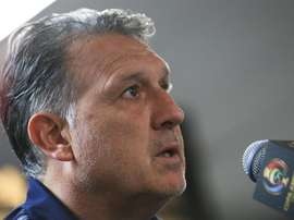 México ganaría mucho con el 'Tata' Martino. EFE