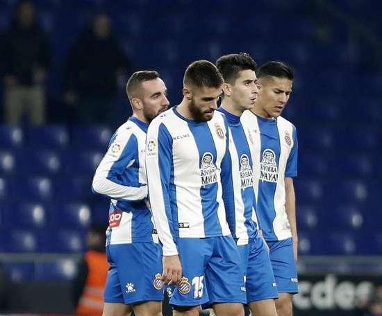 El Espanyol ha perdido la chispa. EFE/Archivo