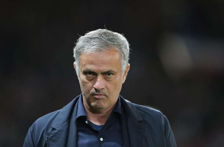 José Mourinho, motivado por llegar al Tottenham. EFE