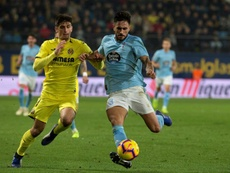 El centrocampista debutó en Primera y en la Selección. EFE