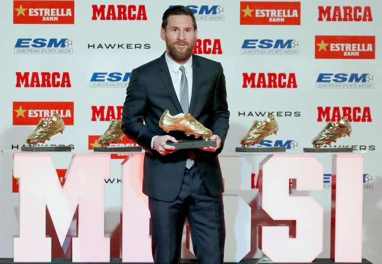 He wants to win it again. EFE