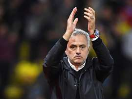 Mourinho accepted responsability for his dismissal. EFE
