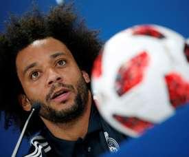 Marcelo évoque Mourinho. EFE