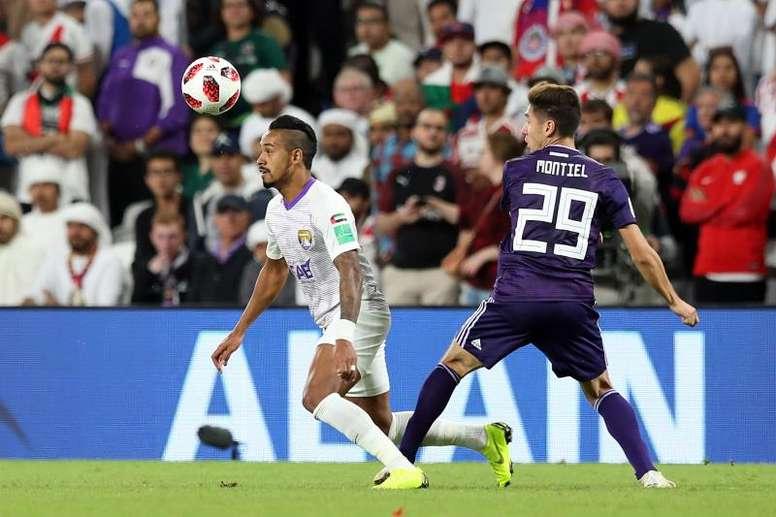 Caio tendrá la oportunidad brillar en el Benfica. EFE