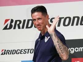 Torres quiere seguir jugando. EFE