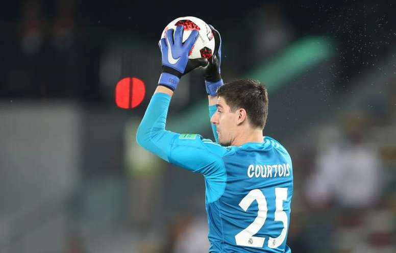 Courtois gets yet another chance. EFE