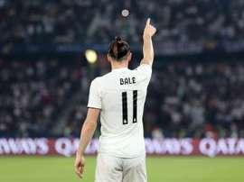Gareth Bale totalise six buts en Mondiaux des clubs. EFE