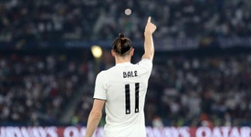 Bale came off the bench to make it 3-1 to Real. EFE