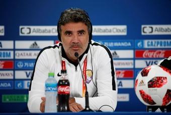 L'ancien entraîneur du Dinamo Zagreb, Zoran Mamic, a été arrêté en Bosnie. efe