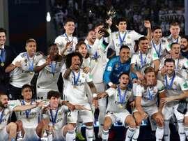 Real Madrid CF Emiratos Árabes Unidos. EFE/EPA