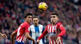 Aseguran que ya se lo habría comunicado a su representante y a la directiva del Atlético. EFE