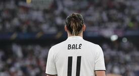 Bale no se quiere mover de la capital. EFE