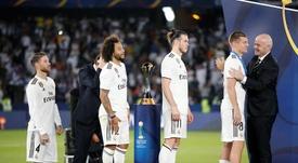 Kroos falou sobre a situação de Bale. EFE/EPA