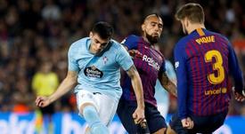 El Barça tiene las tres plazas de extracomunitarios completas. EFE