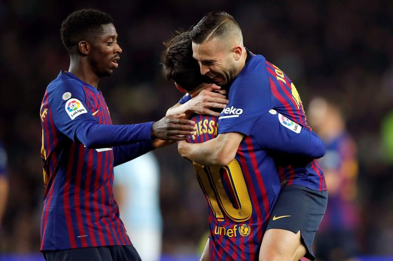 La Juventus espera el divorcio Alba-Barça