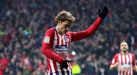 L'Atlético n'a pas perdu au Wanda. EFE