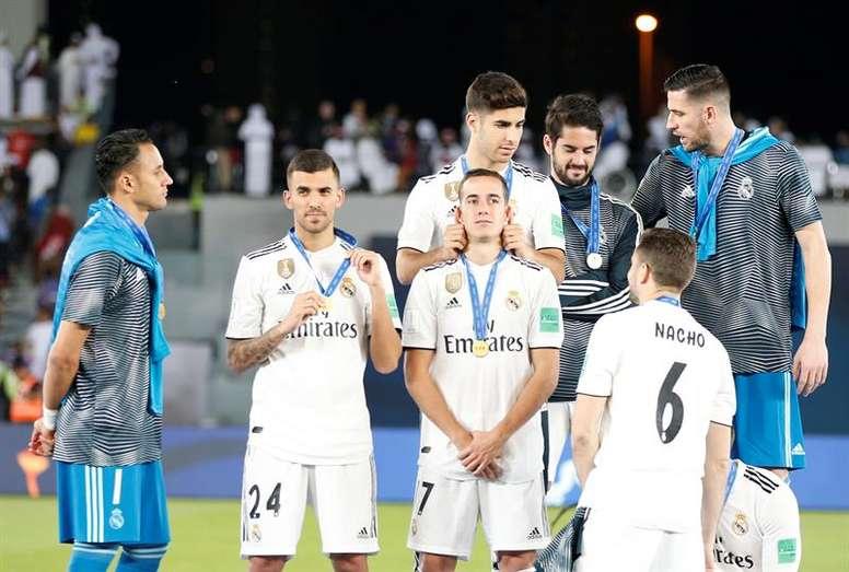 Qui succèdera à Madrid en Coupe du Monde des Clubs ? EFE