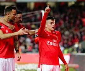 Benfica Franco Cervi Lisboa. EFE/EPA