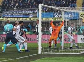 Voici les compos probables Atalanta-Juventus. EFE
