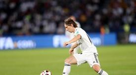El Inter sabe que es complicado, pero no pierde la esperanza. EFE
