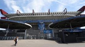 Escalações oficiais de Inter de Milão e Milan pela 23ª rodada da Série A, 09-02-20. EFE/Archivo