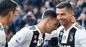 I convocati della Juventus. AFP