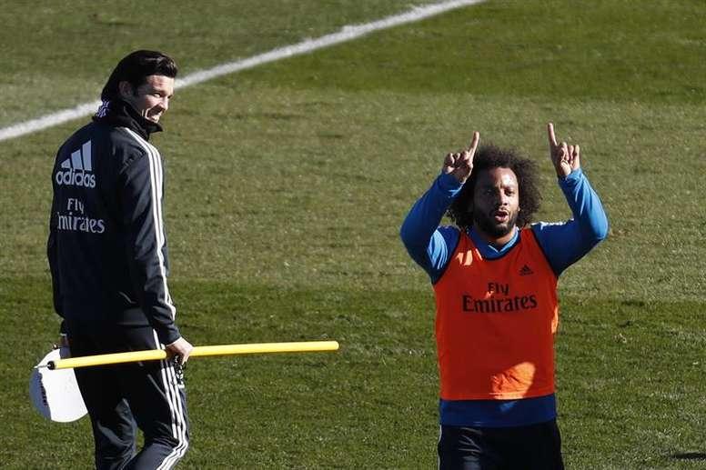 Marcelo intéresse la Juve. EFE