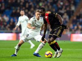 Impending agreement for Llorente between Madrid and Atletico. EFE
