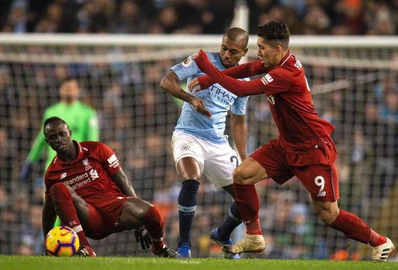 Manchester City craint une nouvelle attaque des fans de Liverpool. EFE