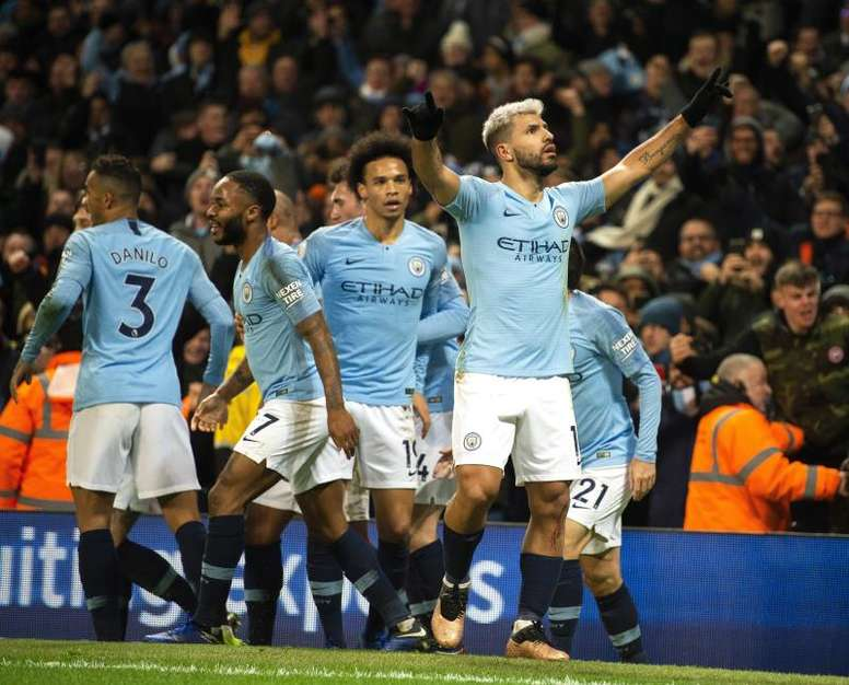 City showed their Centurion qualities by defeating Liverpool. AFP