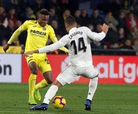 Le Real Madrid réalise de maigres performances. EFE
