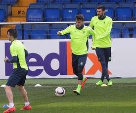 Villarreal devrait négocier avec Bologne pour les deux hommes. EFE