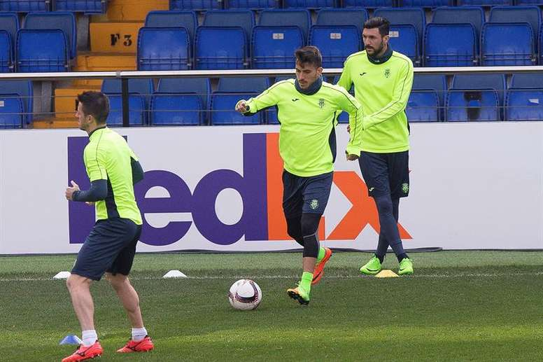 Sansone y Soriano dejan el Villarreal. EFE
