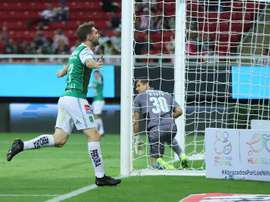 Boselli, a un paso de jugar en Brasil. EFE