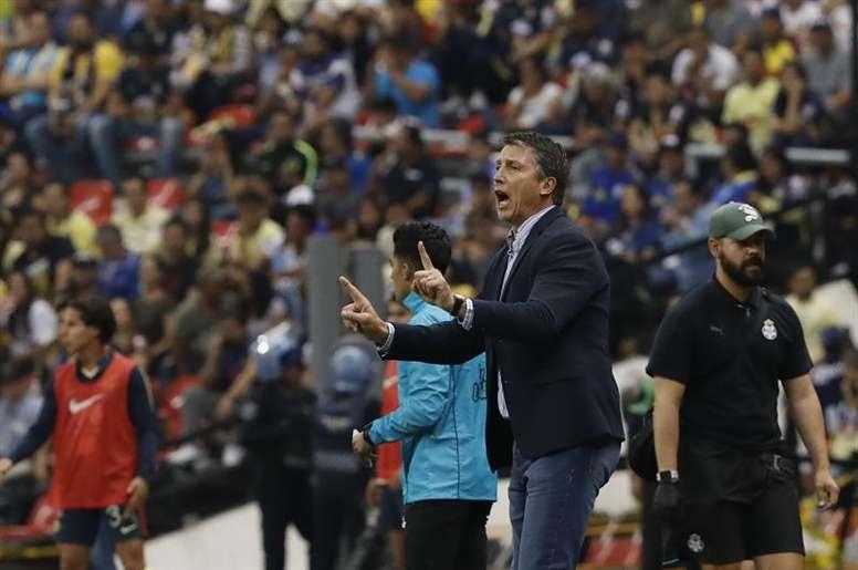 Siboldi renunció como técnico de Veracruz. EFE