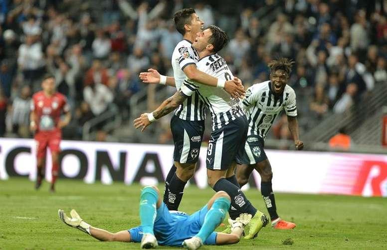 Monterrey goleó en su jornada inaugural. EFE