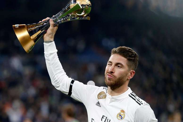 Real Madrid will be at the new look Club World Cup in 2021. EFE